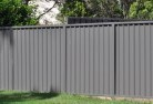 Cannie Colorbond fencing 3