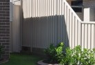 Cannie Colorbond fencing 8
